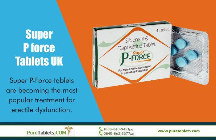 Super P Force Tablets UK