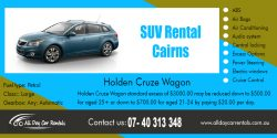 SUV Rental Cairns