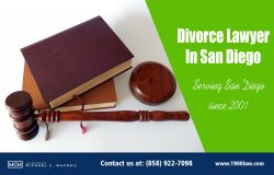 Divorce Lawyer In San Diego -858-922-7098