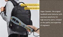 Spezieller Sicherheits Metalldetektor Öffentliche Sicherheitsinspektion