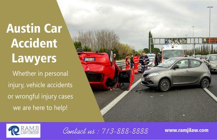 Austin Car Accident Lawyers   ramjilaw.com