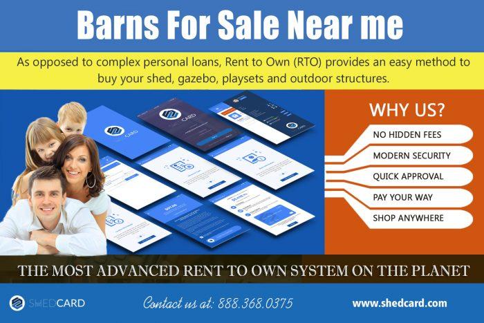 Barns For Sale Near me   shedcard.com