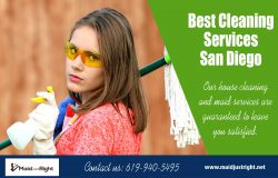 Best Cleaning Services San Diego | Call Us – 619-940-5495 | maidjustright.net