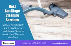 Best San Diego Cleaning Services | Call Us – 619-940-5495 | maidjustright.net
