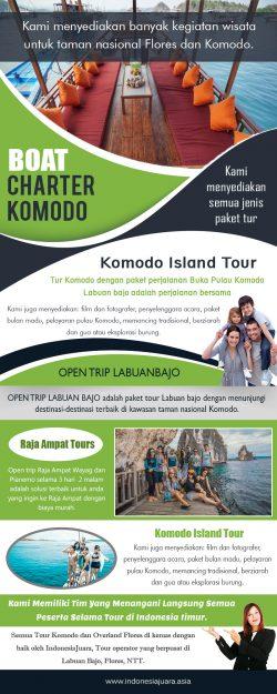 Boat Charter Tours | indonesiajuara.asia