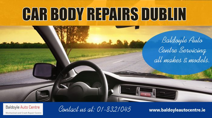 Car Body Repairs Dublin https://baldoyleautocentre.ie/