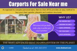 Carports For Sale Near me | shedcard.com