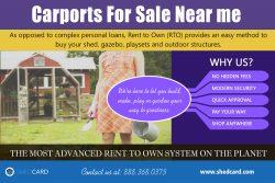 Carports For Sale Near me | shedcard.com