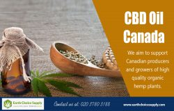 CBD Oil Canada | Call Us – 416-922-7238 | earthchoicesupply.com