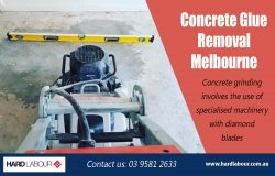 Concrete Glue Removal Melbourne|https://hardlabour.com.au/