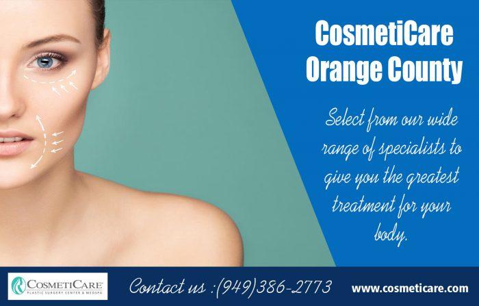 CosmetiCare Newport Beach to remove loose skin from the abdomen