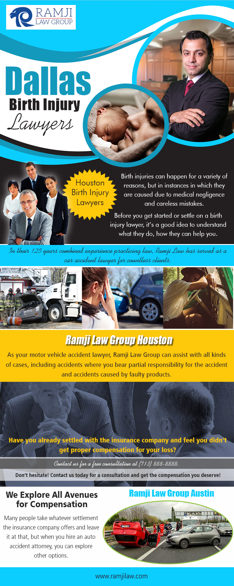 Dallas Birth Injury Lawyers | ramjilaw.com