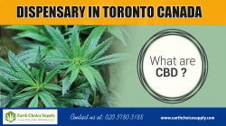 Dispensary in Toronto Canada | Call Us – 416-922-7238 | earthchoicesupply.com