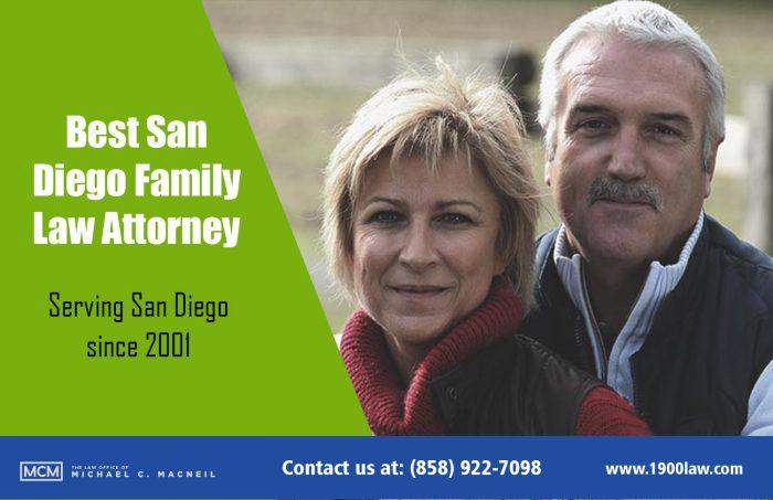 Best San Diego Family Law Attorney   (858) 922-7098