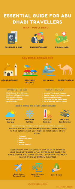 Essential Guide for Abu Dhabi Travellers