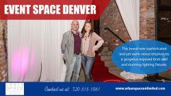 event space Denver