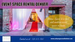 event space rental Denver