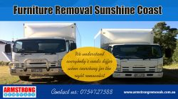 Furniture Removal Sunshine Coast | armstrongremovals.com.au