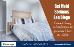 Get Maid Services San Diego | Call Us – 619-940-5495 | maidjustright.net