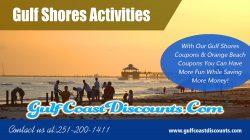 Gulf Shores Activities