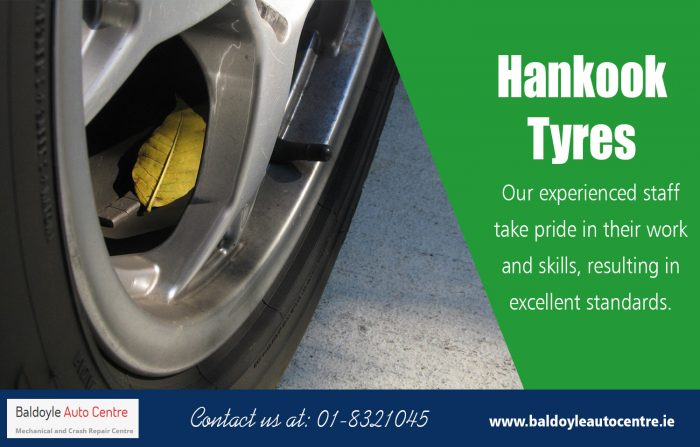 Hankook Tyres|https://baldoyleautocentre.ie/