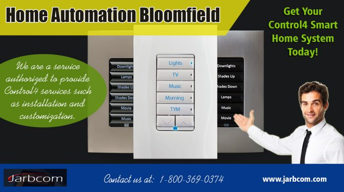 Home Automation Bloomfield