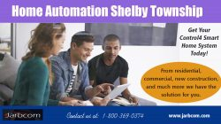 Home Automation Shelby Township (2)