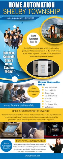 Home Automation Shelby Township