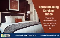 House Cleaning Services Frisco|http://www.detailedhomecleaning.com/