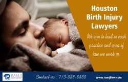 Houston Birth Injury Lawyers | ramjilaw.com