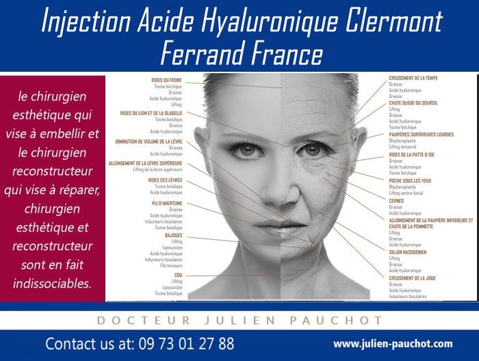 injection acide hyaluronique clermont ferrand|http://www.julien-pauchot.com/