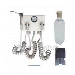 JM Unité dentaire portable(Fonctionner avec un compresseur d'air) – Dentaltools.fr