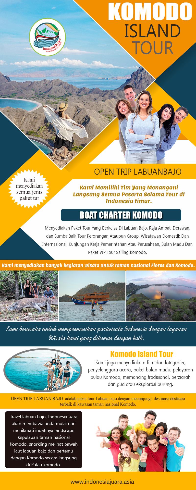 Komodo Island Labuanbajo | indonesiajuara.asia