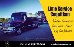Limo service coquitlam