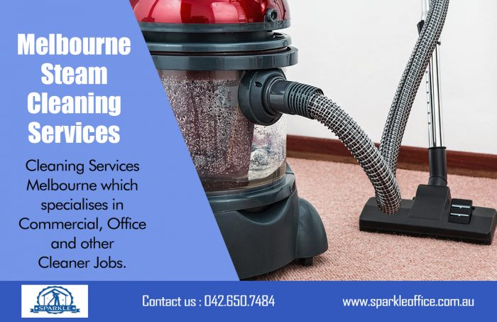 Melbourne Steam Cleaning Services| Call Us – 042 650 7484 | sparkleoffice.com.au