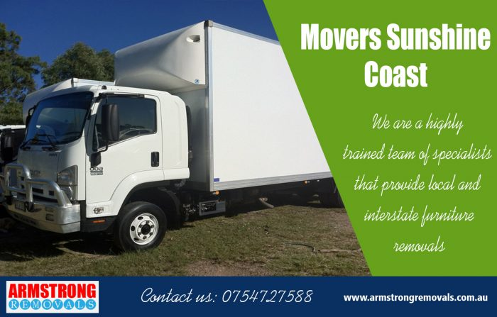 Movers Sunshine Coast | armstrongremovals.com.au