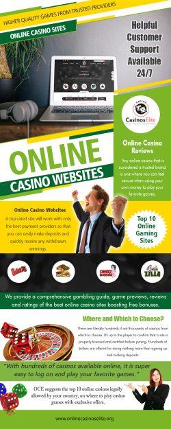 Online Casino Websites
