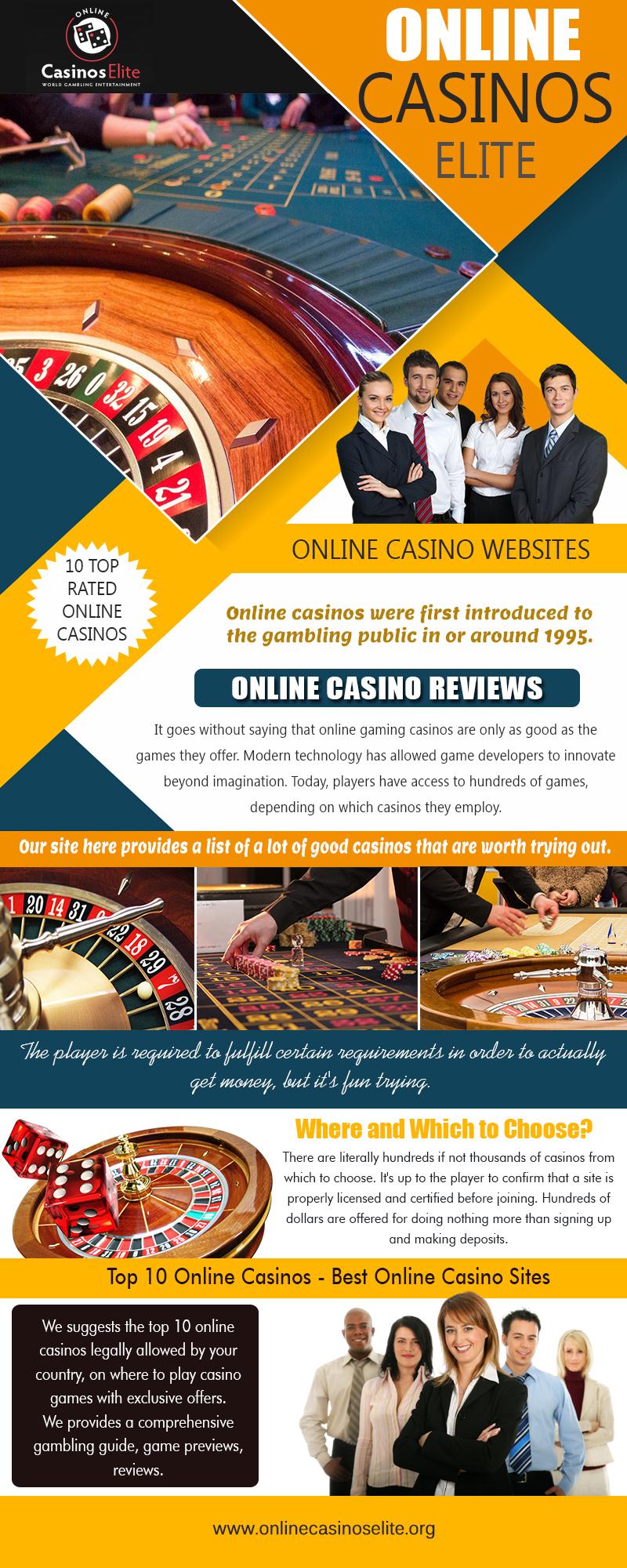 Online Casinos Elite
