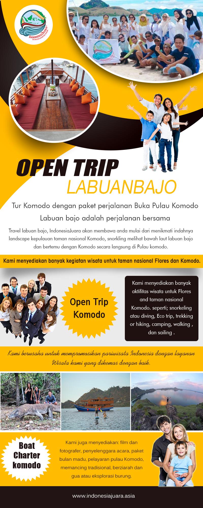 Open Island Trip | indonesiajuara.asia