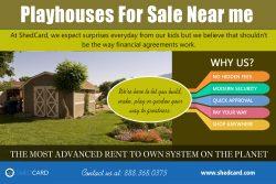 Playhouses For Sale Near me | shedcard.com
