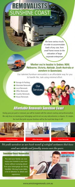Removalists Coast to Melbourne | armstrongremovals.com.au