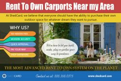 Rent To Own Carports near my area | shedcard.com