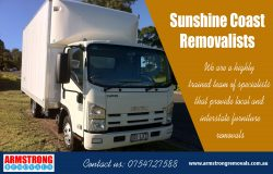 Sunshine Coast Removalists | armstrongremovals.com.au