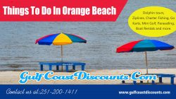 Things To Do In Orange Beach