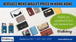Versace Mens Wallet Price In Hong Kong