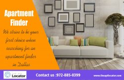 Apartment Finder | 972 885 0399 | theaptlocator.com