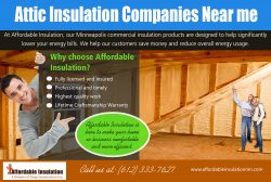 Attic Insulation Companies Near me | 612 333 7627 | affordableinsulationmn.com