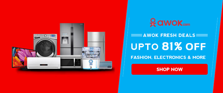 81% Off on Fashion, Electronics & Other