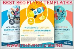 Best SEO Flyer Templates | Creative Templates