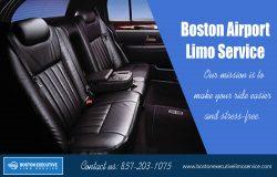 Boston Airport Limo Service